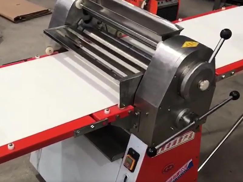 金雕机械蛋挞起酥机