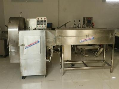 净菜加工流水线的清洗不仅效率高,还干净