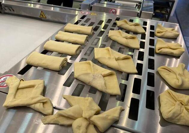 开酥机生产面食